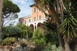 Villa der Marchesi Orengo